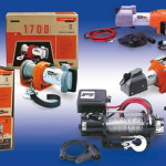 Paranchi elettrici portatili 24V/220V - Verricello 12V