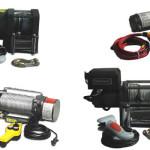 Verricelli elettrici 12V per fuoristrada e uso industriale