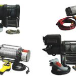 Paranchi elettrici 24V/220V - Verricelli 12V